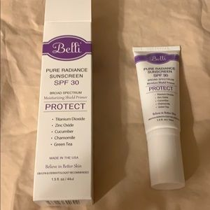 Belli Pure Radiance Sunscreen, SPF 30